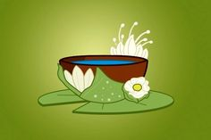 Tiana [as a bowl] (As Bowls by Unknown) #ThePrincessAndTheFrog