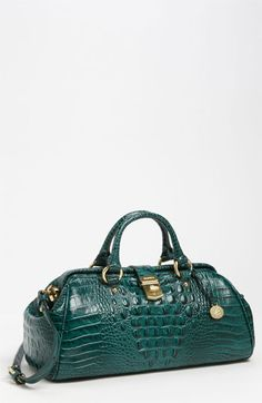 Brahmin 'Melbourne - Everett' Croc Embossed Handbag available at #Nordstrom