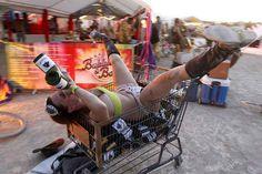 Burning Man Hate Week.