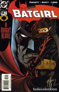 BATGIRL #14, DC COMICS, 2.001, USA