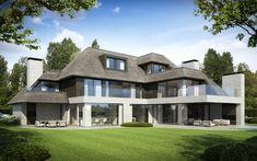 Habitations privées - Luc De Beir + Architecten