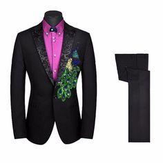 64251792b3bd Formal Dresses For Men, Groom Tuxedo, Fashion Brand, Fashion 2017, Mens  Suits