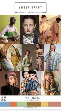 Summer Fashion Trends, Summer Trends, Spring Fashion, Paris Fashion, Trend Board, Fashion Forecasting, Winter Trends, Color Trends, Autumn Winter Fashion