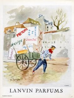 Lanvin  1950 Guillaume gillet