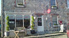 Charlie's Coffee House, Charlestown, Cornwall
