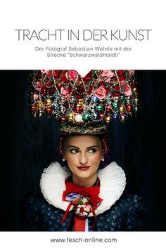 Schwarzwald-Tracht in neuem Gesicht von dem Fotografen Sebastian Wehrle. Jetzt auf fesch-online.com