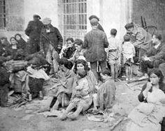 El hambre y el aislamiento marcan la posguerra española. La guerra civil…
