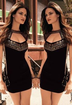 Cheap Dresses, Buy Directly from China Suppliers:Sexy Women Bodycon Dress Vestidos Summer Style Gold Studs Print Hollow Out Sleeveless Party Club Mini Dress Vestidos de Festa Tight Dresses, Club Dresses, Sexy Dresses, Beautiful Dresses, Mini Dresses, Party Dresses, Cheap Dresses, Casual Dresses, Spring Dresses