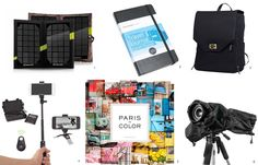 The traveling photographer's packing list!