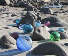 Scavo Glass Floats