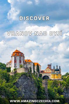 Czech Republic, Austria, Travel Destinations, National Parks, German, Castle, Skyline, Europe, River