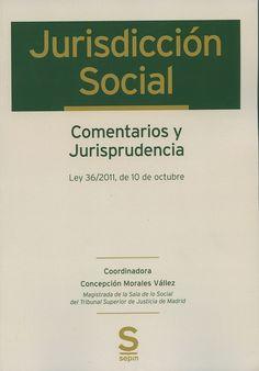 """https://flic.kr/p/sHv3PZ   Jurisdicción Social : comentarios y jurisprudencia : Ley 36-2011 de 10 de octubre / coordinadora, Concepción Morales Vállez ; [autores, Jordi Agustí Julià ... (et al.)], 2015   <a href=""""http://encore.fama.us.es/iii/encore/record/C__Rb2660568?lang=spi"""" rel=""""nofollow"""">encore.fama.us.es/iii/encore/record/C__Rb2660568?lang=spi</a> B 500713"""
