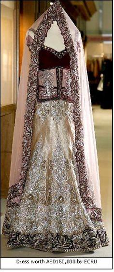uae wedding dress