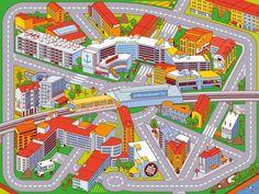 Playing at Kotti: A Game Carpet of Kottbusser Tor