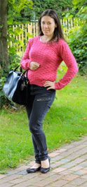 La Redoute Brand Ambassador - French Style Made Easy http://www.ladympresents.co.uk/la-redoute-knitwear/