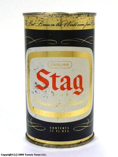 Stag / vintage packaging