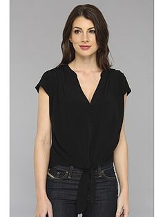 Soft Joie Chally Tied Waist Top 5908-27421