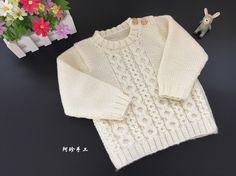 Детский пуловер спицами . Обсуждение на LiveInternet - Российский Сервис Онлайн-Дневников