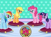 juego My Little Pony Prom