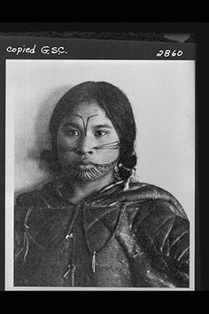 Inuit Woman - Canada - 1904 More