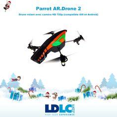 Grand jeu de Noël LDLC ! Vous avez voté pour : Parrot AR.Drone 2 http://www.ldlc.com/fiche/PB00131830.html