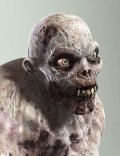 Earlier Zombie