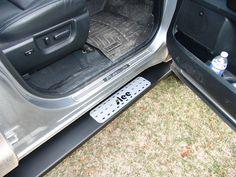 Slee - Toyota Tundra Sliders