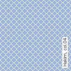 Tapeten  - Blaue Tapeten Hakim, 04