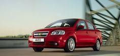 Aveo Sedán. Disfruta del gran equipamiento, capacidad interior, elegante diseño y toda la seguridad que hacen que el Chevrolet Aveo Sedán sea el auto familiar que sobrepasa tus expectativas.