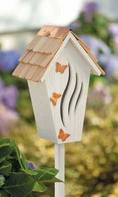 4816: Butterfly Garden House with Vents (Product Detail), probably could make something similar and save $