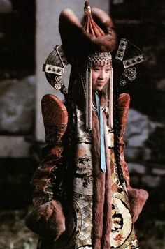 mongol costumes - Google Search