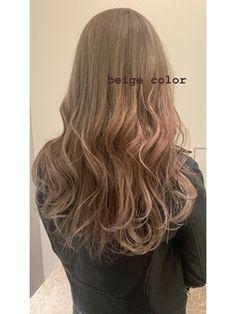 透明感ベージュカラー 担当 齋藤 Long Hair Styles, Beauty, Long Hairstyle, Long Haircuts, Long Hair Cuts, Beauty Illustration, Long Hairstyles, Long Hair Dos