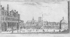 Mon Paris médiéval: La Place de Grève - actuelle Place de l'Hôtel de Ville Place, Paris Skyline, Roman, Painting, Documentaries, History, Painting Art, Paintings, Painted Canvas