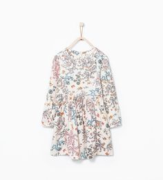 Butterfly print dress-View all-Dresses and Jumpsuits-Girl | 4-14 years-KIDS | ZARA United States