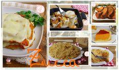 Tantissime ricette con la zucca facili e veloci, primi, secondi, contorni e addirittura dolci per utilizzare la zucca in modo gustoso e veloce.