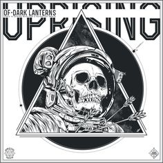 The Uprising of Dark Lanterns by Viscera Vicarious, via Behance