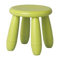 $7.99 - MAMMUT Children's stool IKEA Made of durable plastic that is easy to clean.
