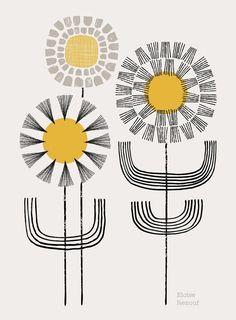 Rayo de sol impresión de giclee de edición abierta