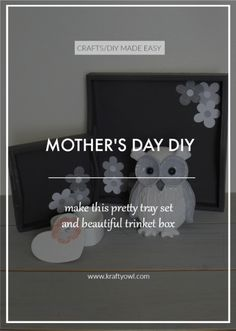 Mothers Day DIY Tri