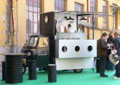 La street food Mobile è specializzata in progettazione e allestimento di veicoli speciali per street food. Grab you Street Food Mobile, beware of imitation!.