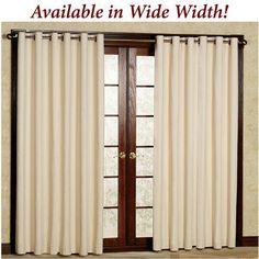 Weathermate Solid Thermalogic(TM) Room Darkening Grommet Curtains