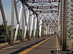 Guimbal Steel Bridge Steel Bridge, Brooklyn Bridge, Bridges, Collages, Passion, Travel, Pink, Viajes, Destinations