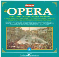 Tiempo de ópera. Vol. VIII