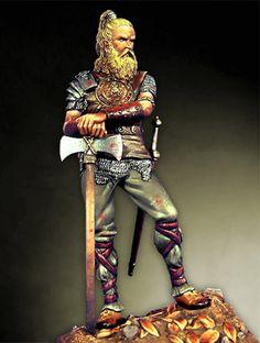 Germanic Warrior - 1 A.C.