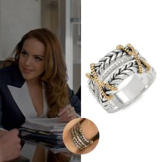 Dynasty Closet is dedicated to finding the clothes, jewelry, accessories & shoes worn on The CW's. Liz Gilles, Alexander Mcqueen Bag, Paige Jeans, Rebecca Taylor, Pretty Little Liars, Western Wear, Michael Kors Watch, Sterling Silver Rings, Dior