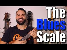 (4) Ukulele Blues Soloing Tutorial - All About The Blues Scale - YouTube