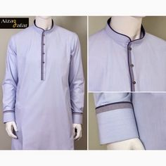 Cambridge Summer Eid Kurta Collection For Men.Recently, Cambridge summer collection of Eid wear Kurta 2015 for men has been exposed. Latest Kurta Designs, Mens Kurta Designs, Mens Shalwar Kameez, Kurta Men, Nigerian Men Fashion, Mens Fashion, Pathani For Men, Costume Africain, Mens Indian Wear