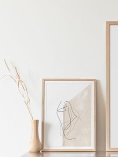 Home Wallpapers ⌂ Large Abstract Wall Art, Large Wall Art, Abstract Print, Painting Abstract, Abstract Portrait, Diy Wand, Mur Diy, Grand Art Mural, Home Wallpaper