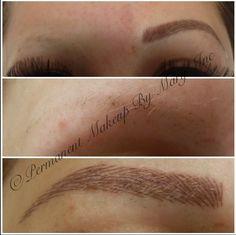 Hair Stroke permanent Eyebrows