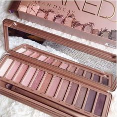 Gorgeous Makeup: Tips and Tricks With Eye Makeup and Eyeshadow – Makeup Design Ideas Gorgeous Makeup, Pretty Makeup, Love Makeup, Makeup Inspo, Makeup Inspiration, Makeup Style, Make Up Palette, Naked Palette, Makeup Goals